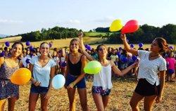 Un miler de nenes s'inscriuen al càsting per a la nova generació del grup infantil 'Macedònia' (MACEDÒNIA)