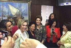 Rousseff defensa la seva innocència i adverteix que està en joc