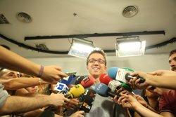 Errejón diu que la falta de decisió de Sánchez deixa avançar l'