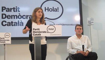 """Pascal (PDC) veu """"un pacte contra Catalunya"""" en l'acord PP-C's"""