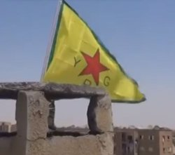 Turquia respon a tres projectils llançats des de Síria (YPG)