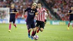 Messi, amb molèsties a l'adductor esquerre, viatja amb Argentina (FCB)