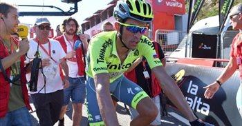"""Contador: """"Mi objetivo es luchar por la victoria en la general"""""""