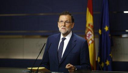 Rajoy s'enfronta avui a una investidura fallida, de la qual responsabilitzarà el PSOE