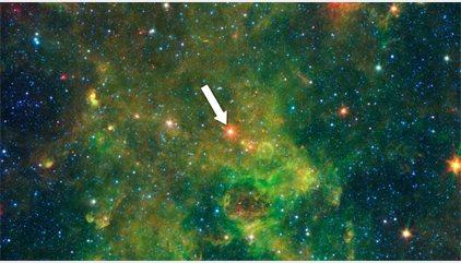 La NASA indaga en un misterioso objeto de edad incierta