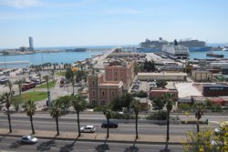 El Govern aprova cedir a Adif un tram de via de FGC per als accessos al Port de Barcelona (EUROPA PRESS)