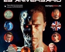 Terminator 2 torna als cines en versió 3D (EUROPA PRESS)