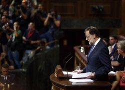 Menor representació institucional en la investidura de Rajoy i més de 600 periodistes (EUROPA PRESS)