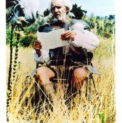 Mor Lluís Carbó, actor de totes les pel·lícules d'Albert Serra (ANDERGRAUN FILMS)