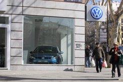 Foto: Exigen que la Xunta imponga a Volkswagen la máxima sanción por el fraude de las emisiones (EUROPA PRESS)