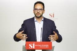 El PSOE rebutja el discurs de