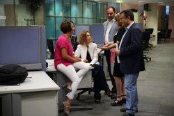 PSC creu que el discurs de Rajoy alimenta la confrontació amb Catalunya i no estén ponts (EUROPA PRESS)