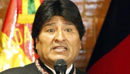 """Morales: Bolivia convocará a su embajador en Brasil si prospera el """"golpe"""" contra Rousseff"""