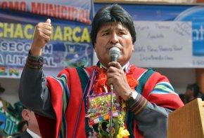 """Foto: Morales critica a Almagro por """"parecer sólo para defender a la derecha"""" (REUTERS)"""