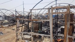 Estat Islàmic decapita tretze civils a l'Iraq per ajudar familiars a escapar-se (ACNUR)