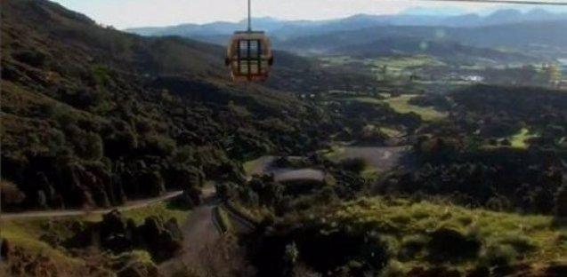 Foto: La telecabina de Cabárceno se inaugura mañana (GOBIERNO)