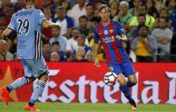 El FC Barcelona cedeix Juan Cámara al Girona FC fins a final de temporada (FCB)