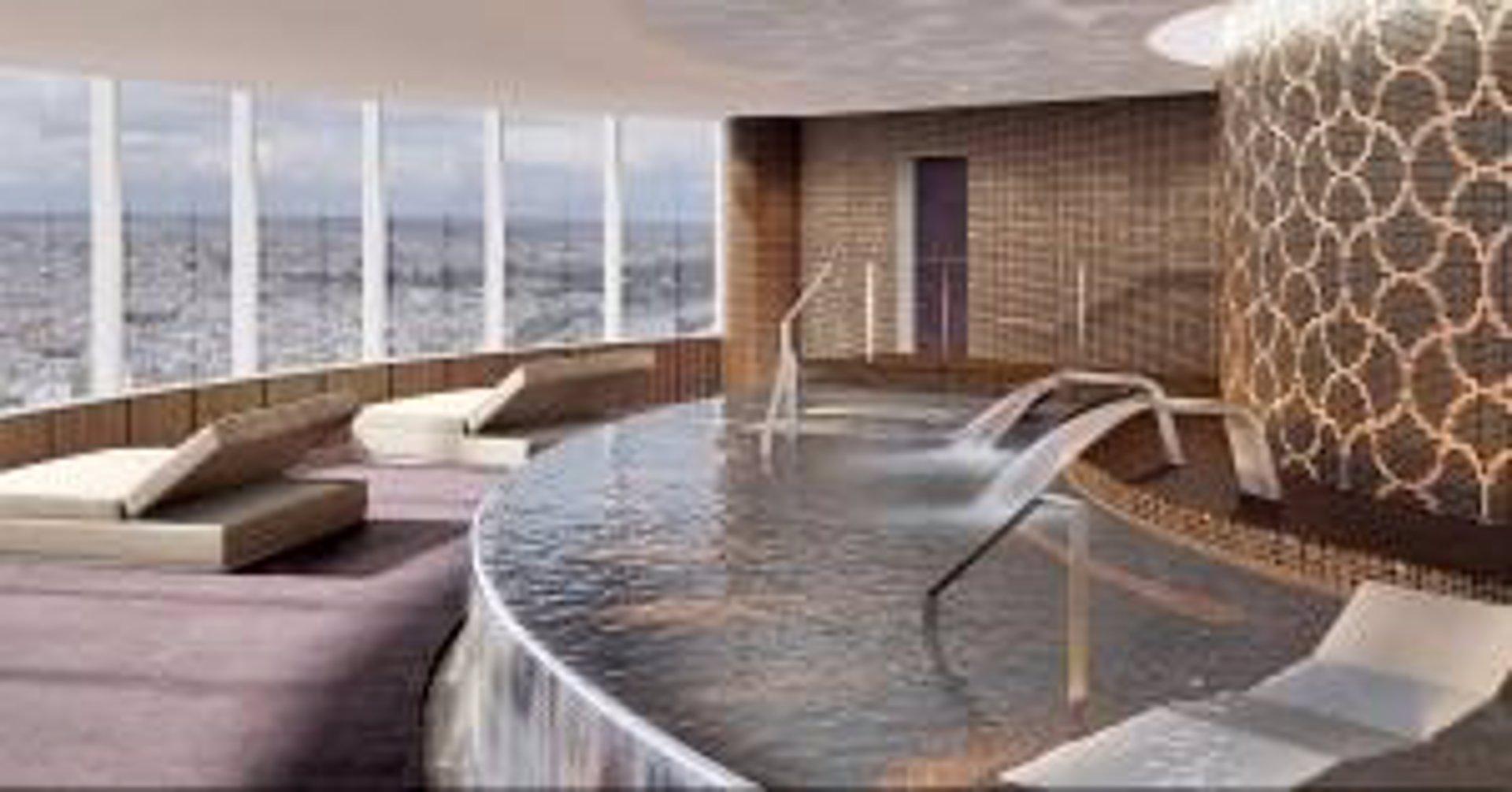 El hotel eurostars de torre sevilla tendr spa en la planta 35 - Spa de sevilla ...