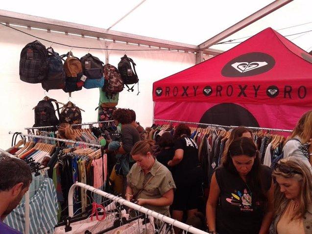 Foto: Somo acoge el 3 y 4 de septiembre la Feria del Stock de Surf (SURF )