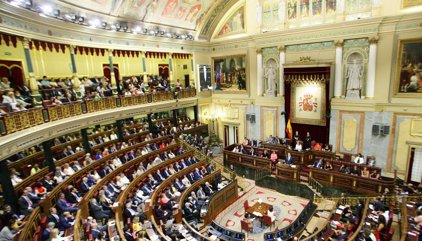 El viernes a partir de las 20.05 horas, segunda oportunidad para la investidura de Rajoy