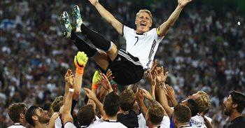 Alemania despide a Schweinsteiger en Borussia-Park