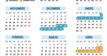 Calendario escolar 2016/2017 en Andalucía: Navidad, Semana Santa y...
