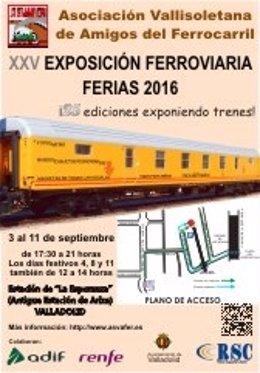 XXV Exposición Ferroviaria