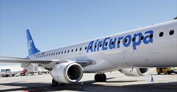Air Europa lanza la campaña 'minimax' con vuelos desde 19 euros por...