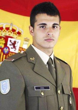 Muere en Irak el soldado español Aarón Vidal López