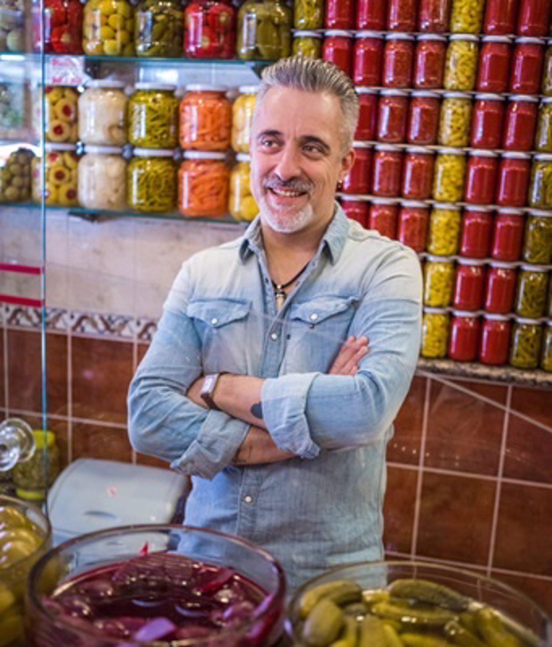Sergi arola cierra su restaurante buque insignia - Restaurante sergi arola madrid ...