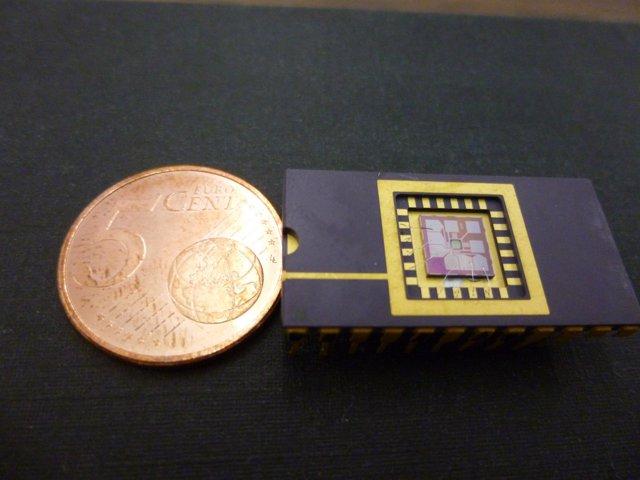 Microsensor FutureSiSens
