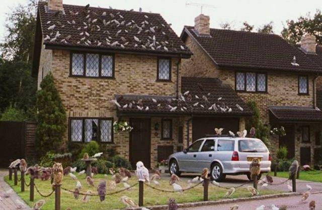 A la venta la casa en la que creci harry potter - Test de harry potter casas ...