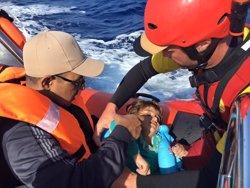 Un mínim de 29 morts després del naufragi d'un vaixell amb 600 immigrants davant d'Egipte (PROACTIVA OPEN ARMS)