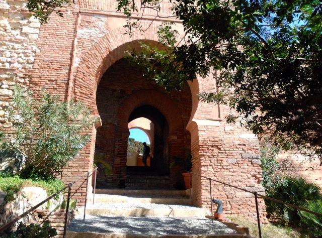 La alcazaba de almer a registr este verano m s de - Puerta europa almeria ...