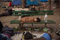 16 detinguts a Sèrbia per tràfic d'immigrants (OLMO CALVO)