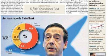 Las portadas de los periódicos económicos de hoy, viernes 23 de septiembre