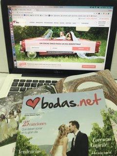 El portal online Bodas.net saca un especial en papel junto a la revista de moda Woman Madame Figaro