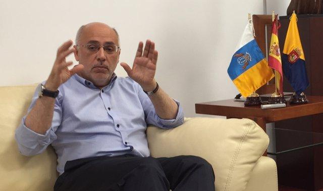 El Cabildo de Gran Canaria se opone al proyecto de ley del Suelo