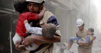 El responsable de un hospital de Alepo eleva a 91 los muertos en los...