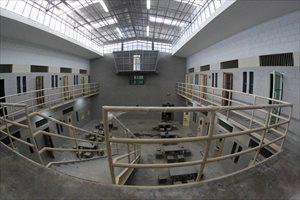 'El Pozo', la cárcel infranqueable diseñada para cabecillas de las maras y pandilleros en Honduras