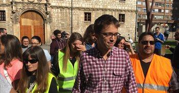 "Errejón: ""Sólo un acuerdo PSOE-Podemos salvará a España de las terceras..."