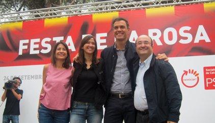 """Parlon (PSC) demana als barons del PSOE """"que facin pinya"""" amb Pedro Sánchez"""