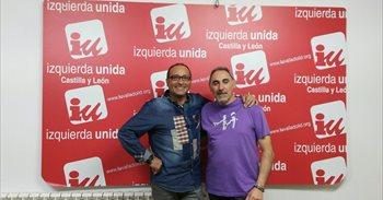 Francisco de la Rosa, nuevo coordinador de IU en Valladolid