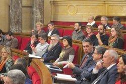 La CUP prioritza el referèndum i el procés constituent per aconseguir la independència (EUROPA PRESS)