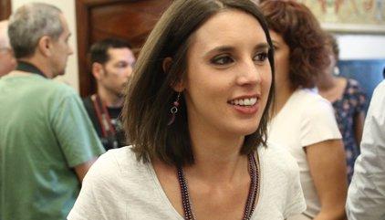"""Montero avisa que construir drets humans """"implica conflicte"""" i no es pot fer """"simpàtic"""""""