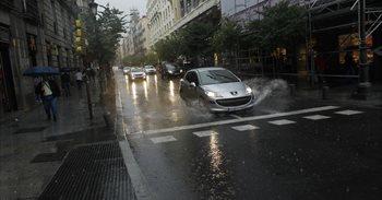 Las lluvias y tormentas provocarán la alerta en 11 provincias este domingo