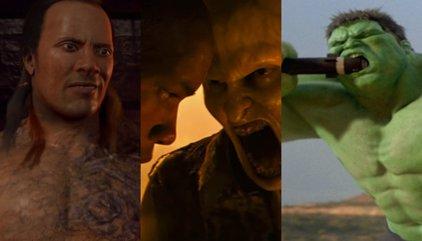 Los 10 momentos CGI más lamentables de la historia del cine