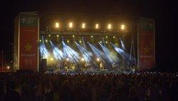 El XI concert d'Estrella Damm de La Mercè omple la platja de Bogatell de Barcelona (ESTRELLA DAMM)