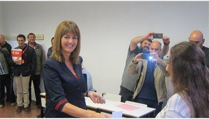 """Mendia (PSE) crida a bascos a votar """"massivament"""" per una """"País Basc de les oportunitats"""""""