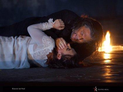 El Teatro Real retransmite 'Otello' en directo en 90 municipios españoles y 140 países